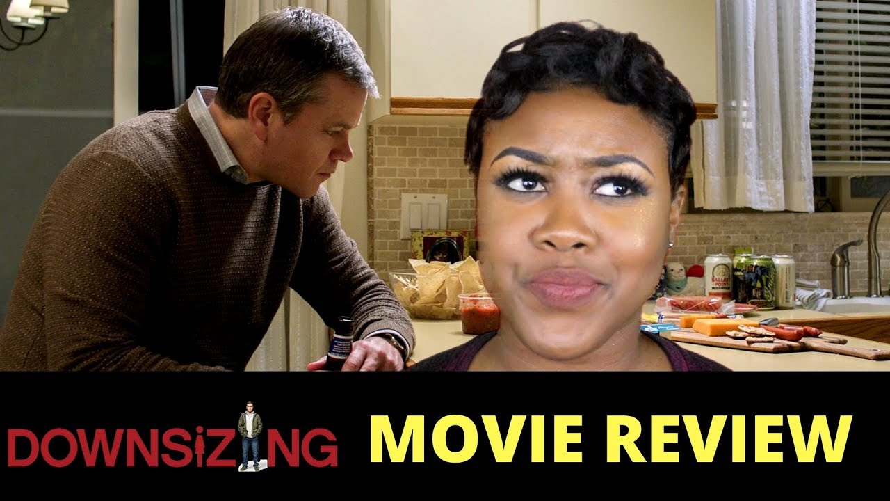 Download Downsizing Movie Review