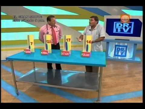 Dr. TV Perú (11-05-2015) - B1 - Tema del...