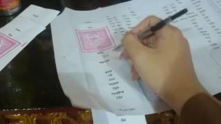 Dạy cách viết sớ chữ thường cho những người không chuyên-Cậu Khang Nam Định