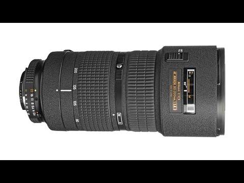 Nikon 80-200mm f2.8D vs Nikon 70-300mm VR - Which is the BETTER Nikon D7200 Lens Choice?