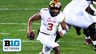 Why Was Maryland The Right Fit For Taulia Tagovailoa? | Big Ten Football