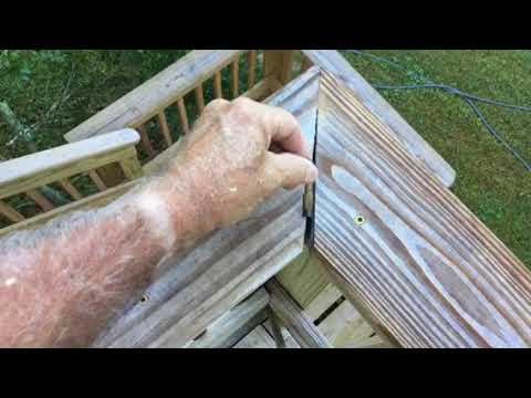 Baixar Closing the gap in a miter joint