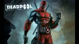 Песня из фильма Deadpool