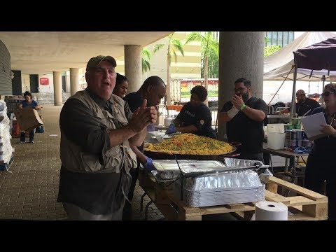 When disaster strikes, Jose Andres brings hot food and hope