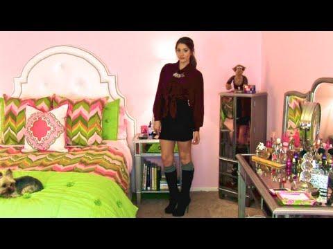 Fall Fashion: Grundgy Glam OOTD + Giveaway! | Blair Fowler