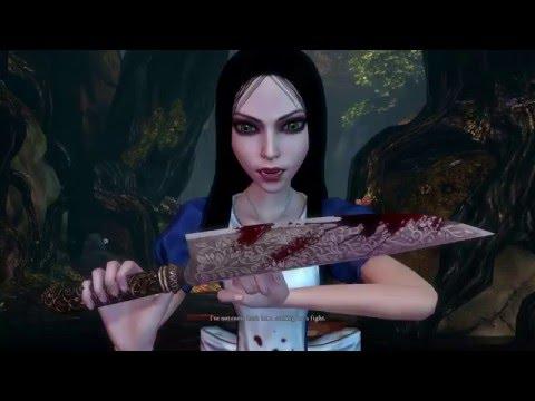 Alice madness returns ตอนที่ 1 : มุ่งสู่ Wonderland