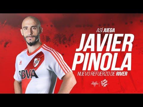 EL FLAMANTE REFUERZO DE RIVER   Javier Pinola   River Plate
