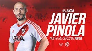 EL FLAMANTE REFUERZO DE RIVER | Javier Pinola | River Plate