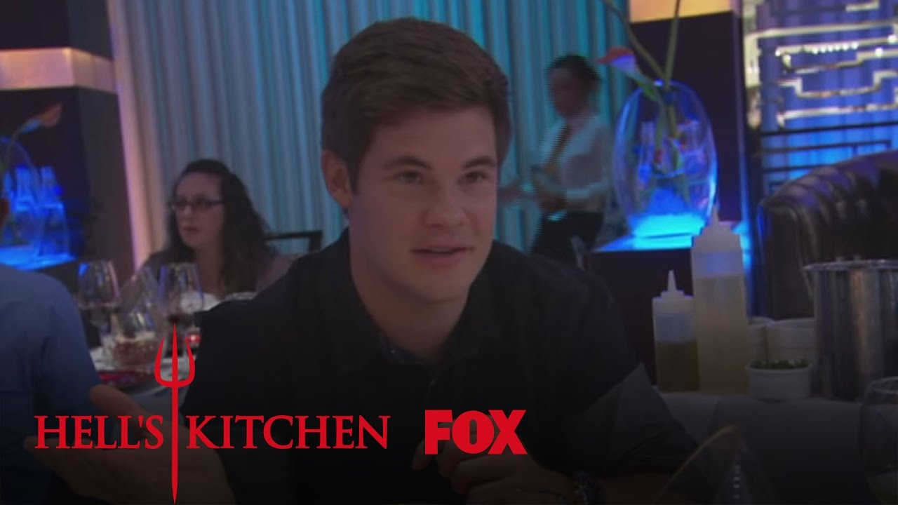Hell S Kitchen Compliments