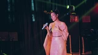 Raisa Teduhnya Wanita OST Ayat Ayat Cinta 2 LIVE Special Sreening AAC2 Epiwalk