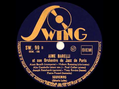 Aimé Barelli Et Son Orchestre Aimé Barelli and Son Orchestre Avant De T'aimer - Saint-Germain-Des-Prés