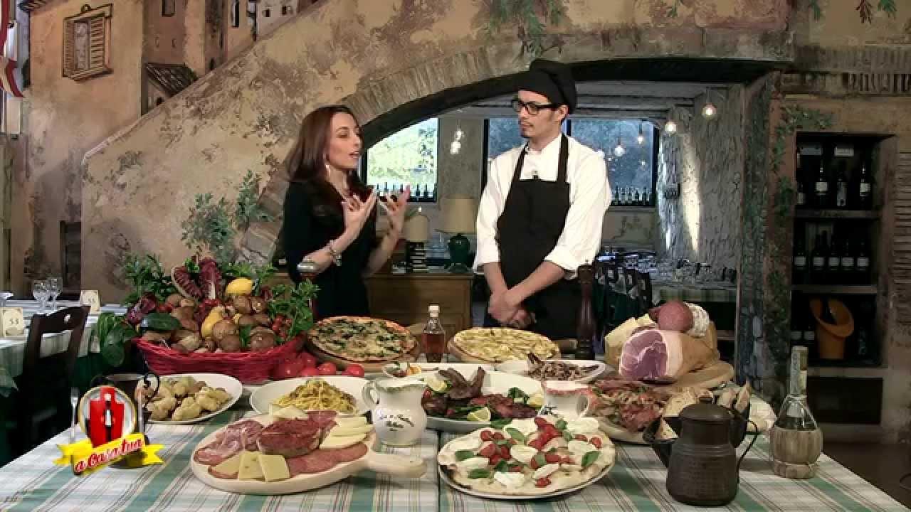 Pasta alla carbonara cucina tipica romana antica trattoria for Cucina tipica romana