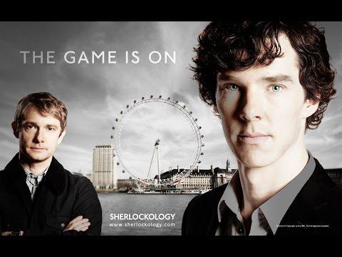 Шерлок Холмс: Этюд в багровых тонах. Тизер
