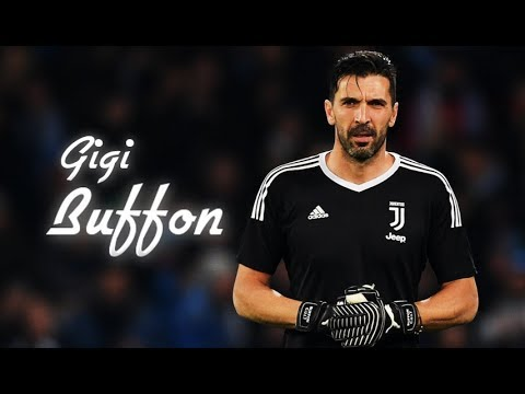 Gianluigi Buffon 2017/18  Amazing Saves -  What a Legend!