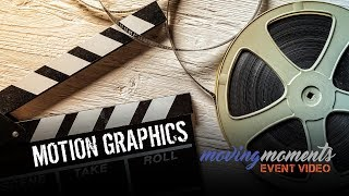 Moving Moments Video Nelson, NZ | Motion Graphics sampler