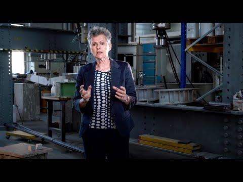 A concrete idea to reduce CO2 emissions   Karen Scrivener