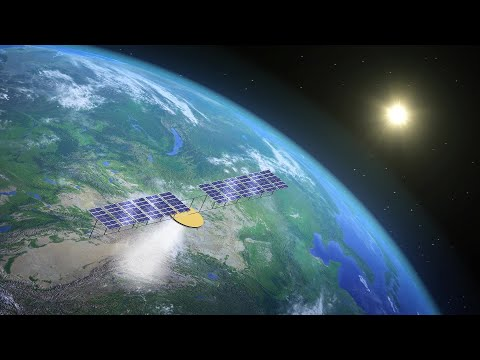 U.S. Air Force researching space solar energy system
