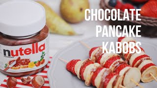 Chocolate Pancake Kabobs [BA Recipes]