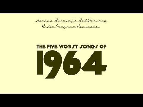 The Five Worst Songs of 1964