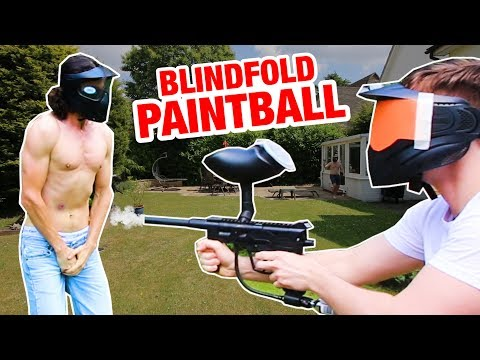 PAINTBALL GUN MARCO POLO ft. Fhat Sam | Challenge Pete