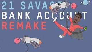 Making a Beat: 21 Savage - Bank Account (Remake)