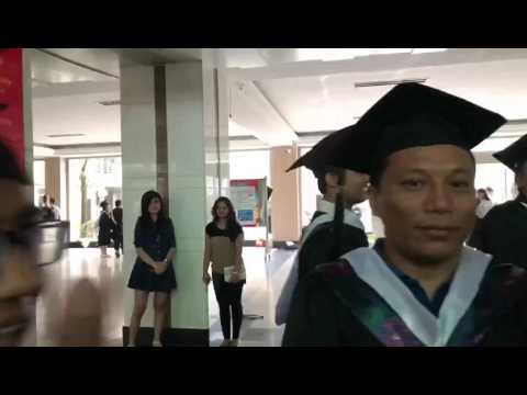 Guilin medical university first foreign batch graduation ceremony