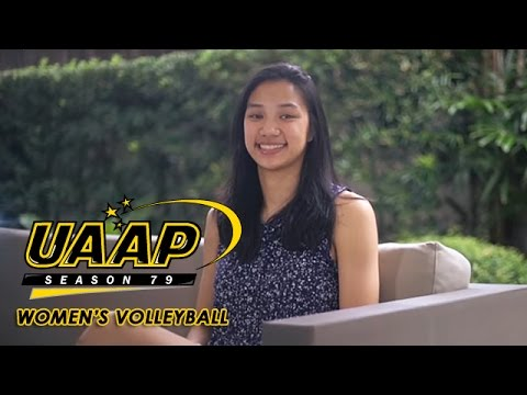Bea de Leon - Ateneo de Manila University | Dare To Be True | UAAP 79