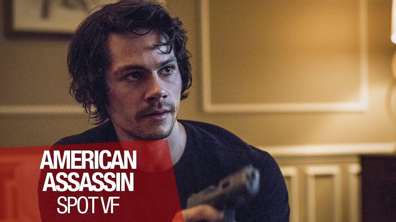 """AMERICAN ASSASSIN - Spot 30"""" - Team - VF"""