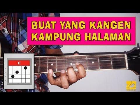 DESAKU YANG KUCINTA (Lagu Anak) | Instrumen Melodi Tutorial