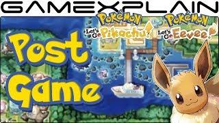 Post Game Details Revealed for Pokémon Let