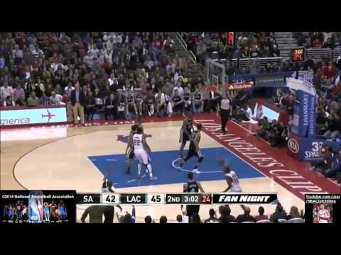 Blake Griffin - Guard Play