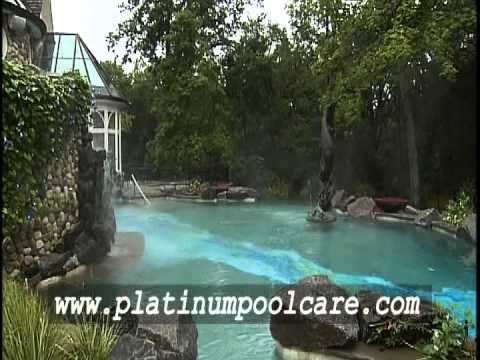 Chicago Swimming Pool Maintenance Platinum Poolcare 847 537 2525 Youtube