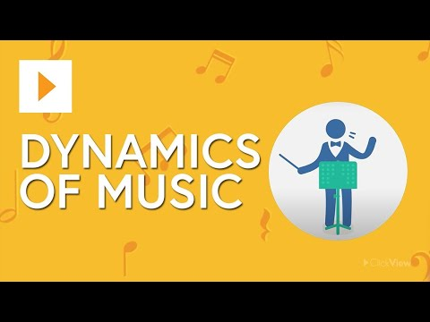 Elements of Music: Dynamics