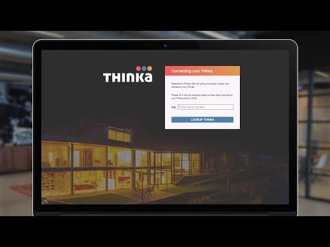 Thinka ETS KNX project file import