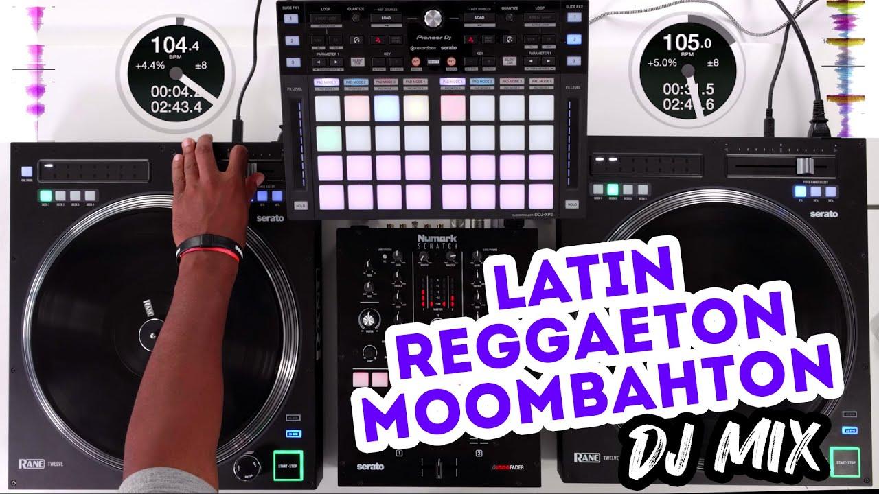 Latin, Reggaeton & Moombahton DJ Mix - J Balvin, Daddy Yankee, Bad Bunny, DJ Nelson etc.