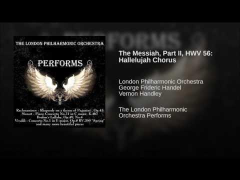 The Messiah, Part II, HWV 56: Hallelujah Chorus