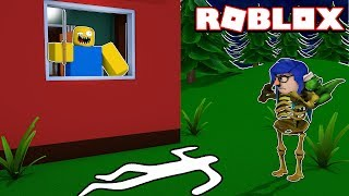 WHO'S THE TRAITOR?! ROBLOX