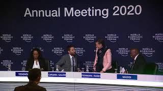 Davos 2020 - Press Conference: Corruption & Democracy