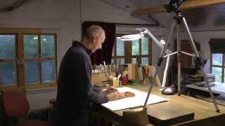 """Men in Sheds"" - The Bookbinder"