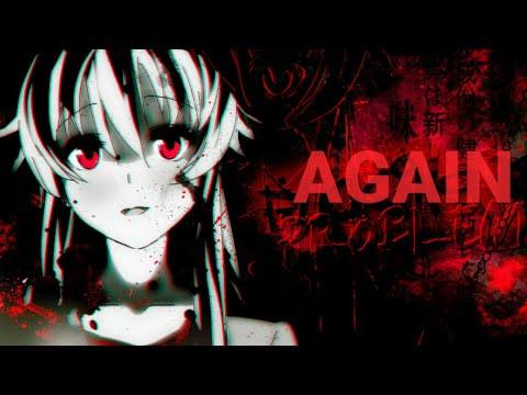 Mirai Nikki [AMV]Noah Cyrus - Again ft.XXXTENTACION (Renzyx Remix)