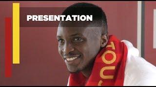 Présentation : Benjamin Moukandjo