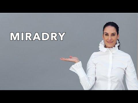 miraDry® No Sweat No Stress™