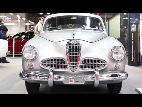 Onlinemotor Fiat AlfaRomeo Abarth Salone dell`Classica e Sportiva Milano