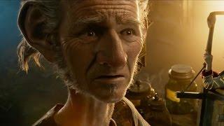 The BFG - Mark Rylance   Official Featurette (2016) Steven Spielberg