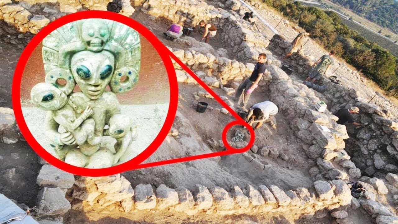 Страшная находка археологов