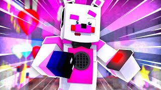 Funtime Freddy Finds The Button ?! | Minecraft FNAF Roleplay