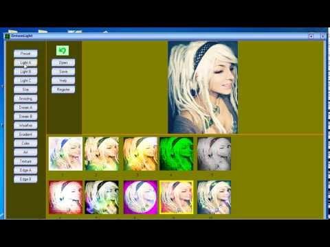 Programa para poner efectos a las imagenes o fotos youtube for Cuadros para poner fotos