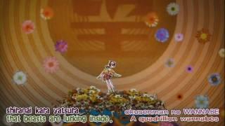 Goku Zetsubou Sensei OP 3 Subbed by [gg]