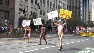 San Francisco Pride Parade 2015 Body Freedom Network