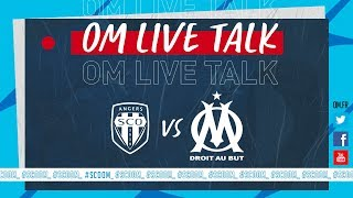 VIDEO: Suivez en direct Angers   OM ! #SCOOM
